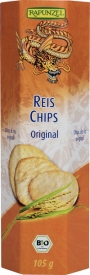 Chips bio din orez - Original - Chipsuri si snacks-uri