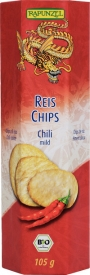 Chips bio din orez - Chilli - Chipsuri si snacks-uri