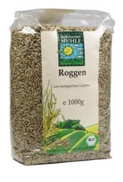 Cereale bio - secara