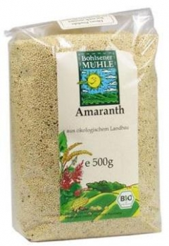 Cereale bio - amaranth