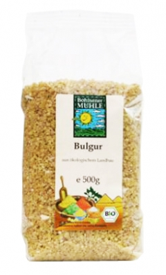 Cereale bio - bulgur