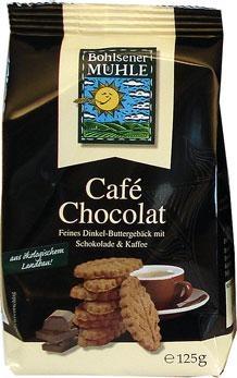 Biscuiti bio cu ciocolata si cafea