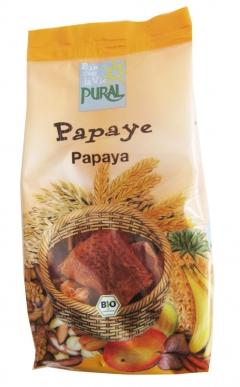 Fructe bio deshidratate - papaya