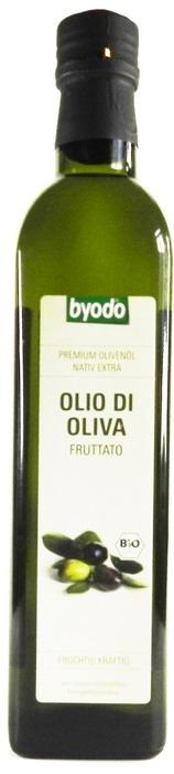 Ulei bio premium de masline extra virgin fructat