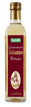 Balsamic - Condiment bio balsamic alb 5.5%