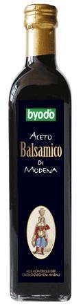 Balsamic premium bio di Modena 6%