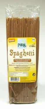 Paste fainoase bio spaghetti, spelt integral