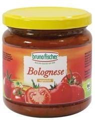 Sos bio Bolognese vegetarian