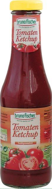 Ketchup bio de rosii