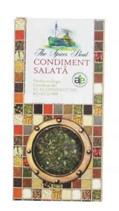 Condiment bio - amestec pentru salata