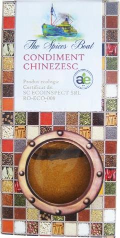 Condiment bio - chinezesc