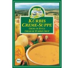 Supa crema bio de dovleac, plic (2 portii)