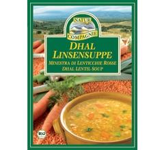 Supa bio cu linte, plic (2 portii)