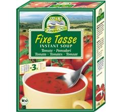 Supa instant bio de rosii