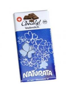 Ciocolata bio cu lapte