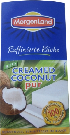 Crema bio tartinabila de cocos