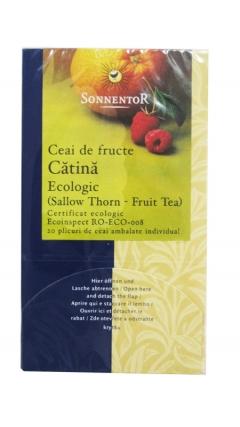 Ceai bio fructe catina