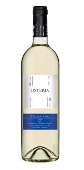 Vin bio alb Trebbiano Osteria