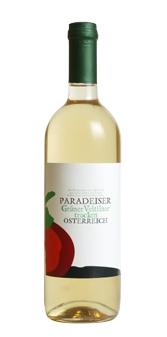 Vin bio alb Paradeiser gruner Beltiner