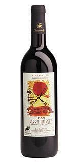 Vin bio rosu Parra Jimenez