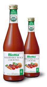 Suc bio cocktail de legume