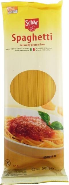 Paste fainoase fara gluten tip spaghetti