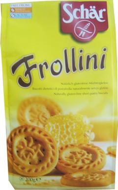 Biscuiti fara gluten Frollini