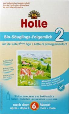 Lapte bio instant pentru sugari Formula 2