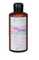 Ulei bio pentru baie Baby+Kinder