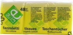 Servetele bio pentru poseta (6 pachete)