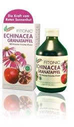 Elixir bio Fitonic cu echinaceea si rodie
