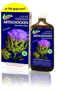 Elixir bio Wellness cu anghinare